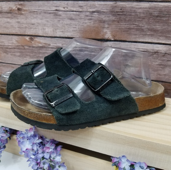 90f518c9565 Birkenstock Shoes - Birkenstock L8 M6 Betula Leather Sandals 250